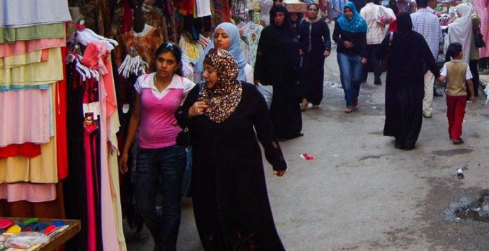 Что надеть в Каире
