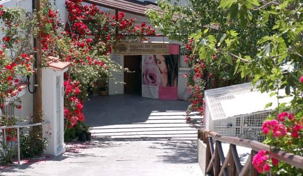 Деревня Агрос
