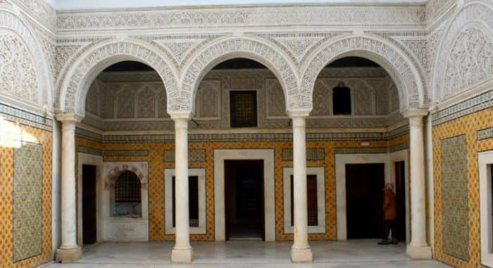 Дворец Дар Ласрам