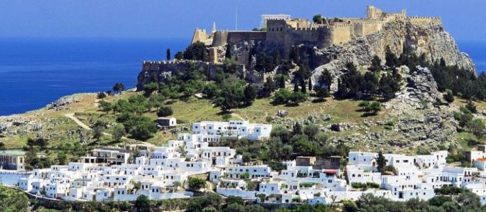 География Греции