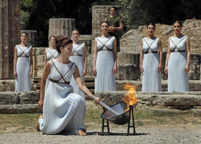 Культура и обычаи Греции
