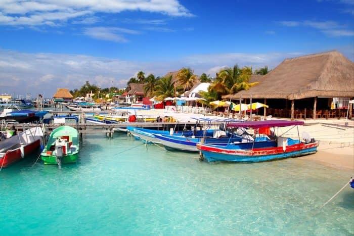 Лучшее время для посещения Мексики