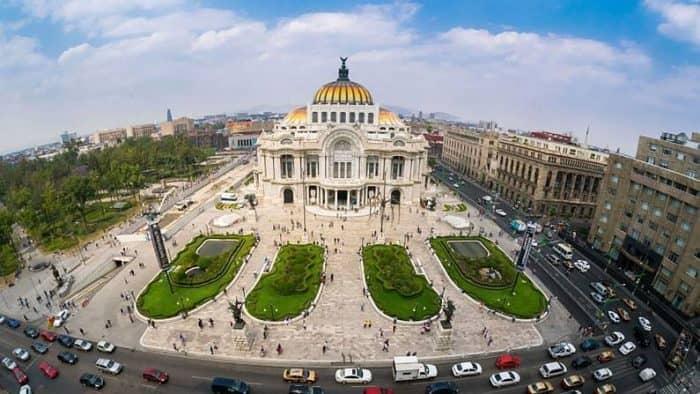 Мехико и окрестности