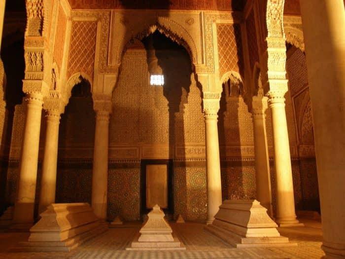 Гробницы в Марокко