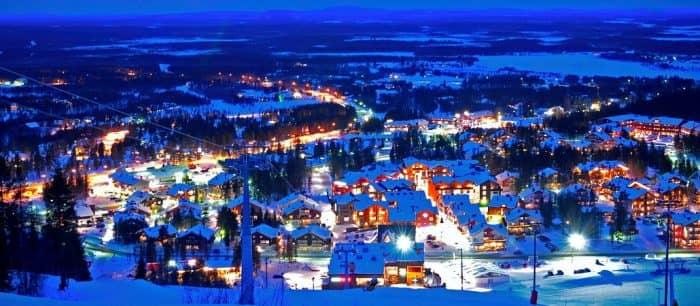 Отдых в Финляндии 2019
