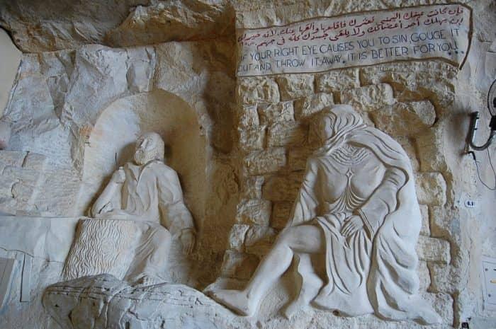 Пещерная церковь Святого Симона