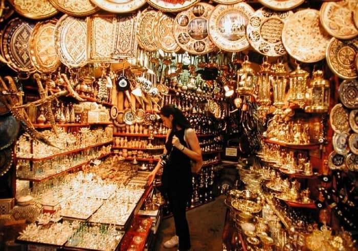 Покупки в Турции