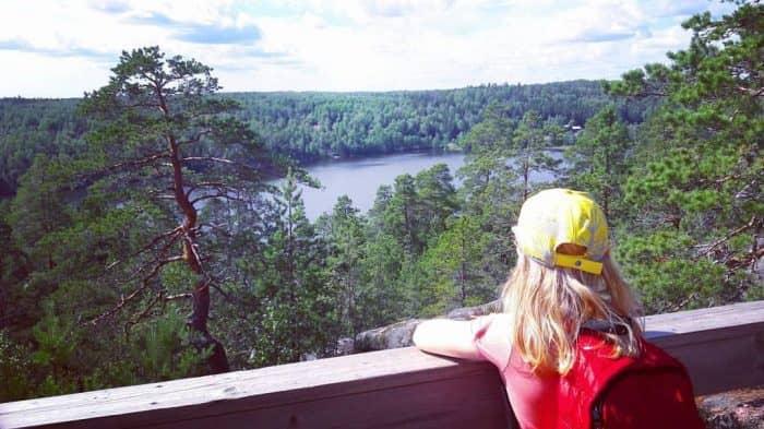 Природа в регионе Хельсинки