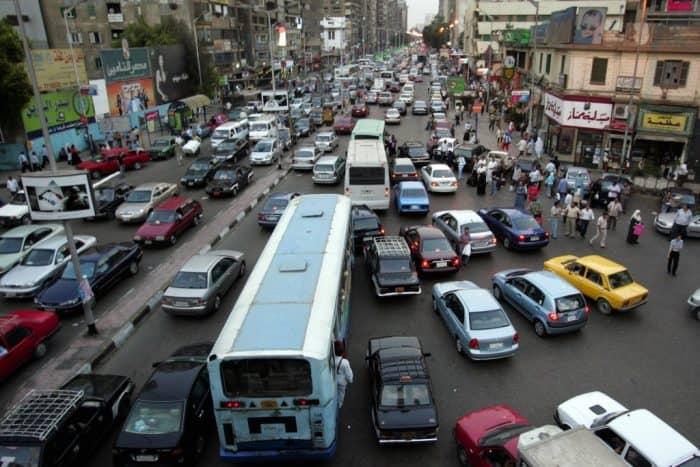 Транспорт в Каире