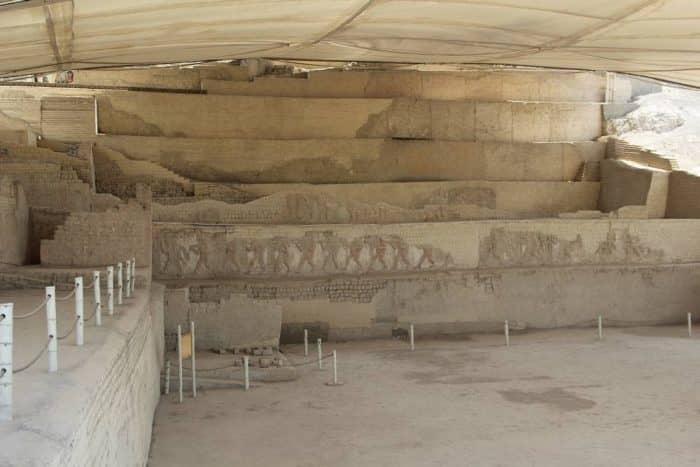 Археологический комплекс Эль-Брухо
