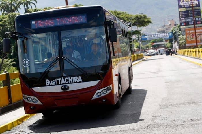 Автобус в Венесуэле