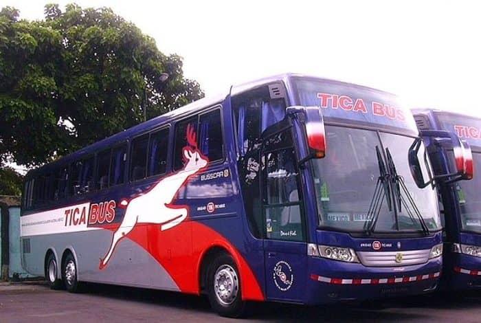 Автобусы в Коста-Рике