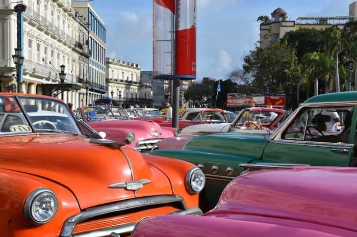 Гавана автомобили