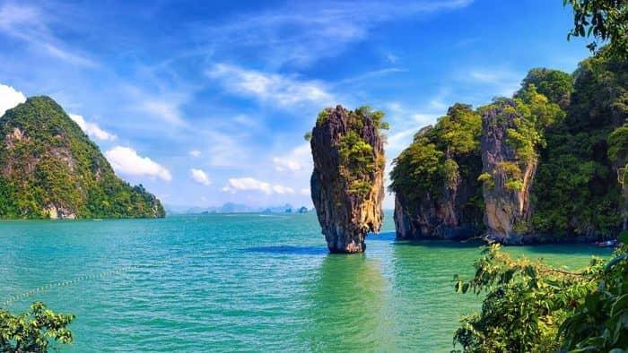 География и окружающая среда в Тайланде