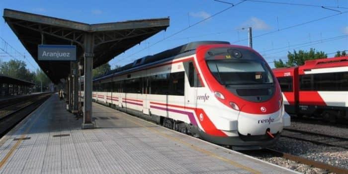 Испания на поезде