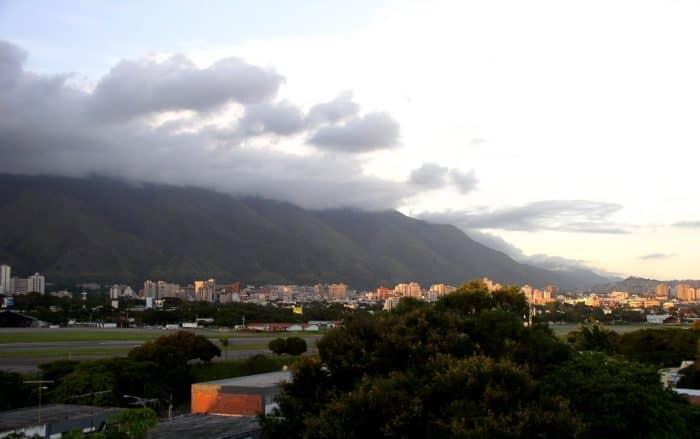 Погода в Каракасе
