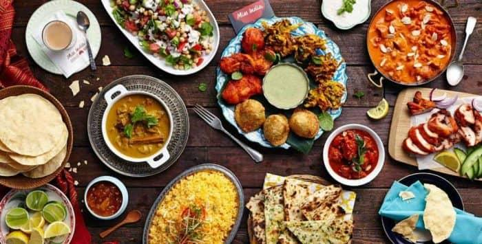 Кухня в Непале