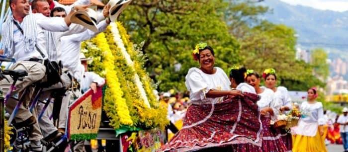 Культура Колумбии