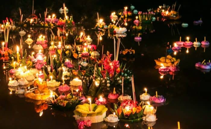 Лой Кратонг (Фестиваль огней)