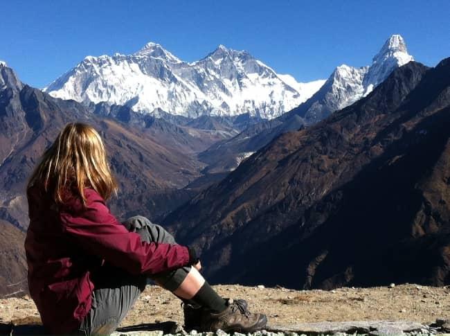 Лучшее время для тура в Непал