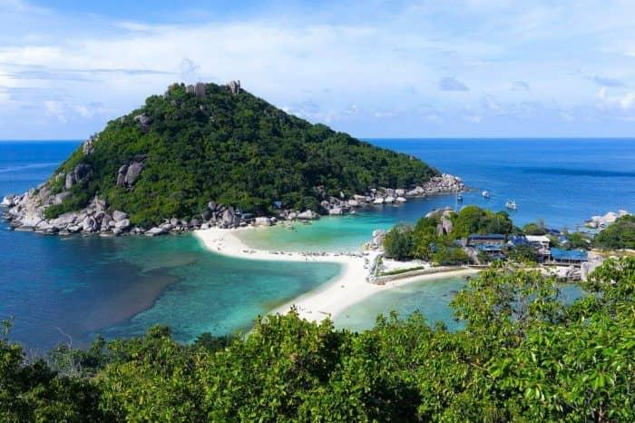 Национальный морской парк Анг Тонг
