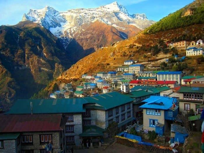 Непал география