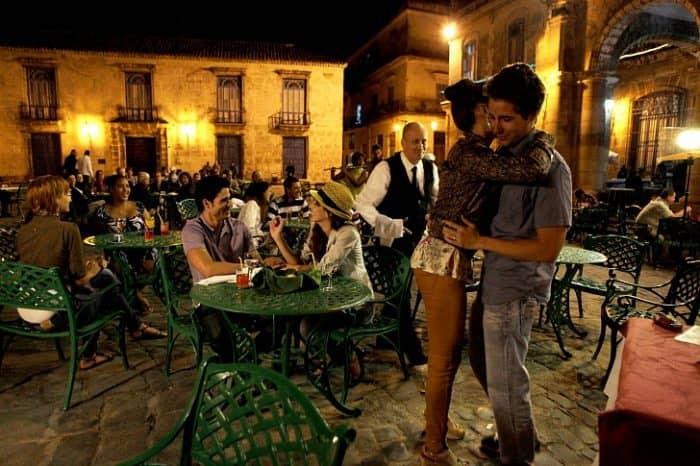Ночная жизнь Гаваны