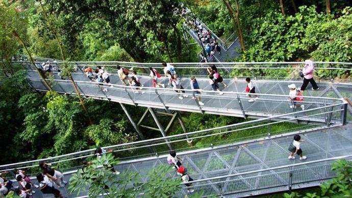 Горы Сингапура