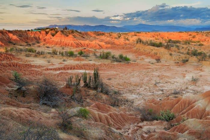 Пустыня Татакоа