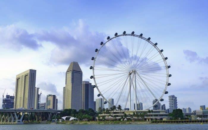 Сингапур Флаер