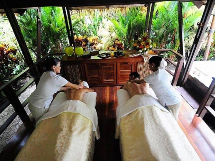 Спа в Коста-Рике