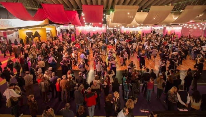 Танго фестивали