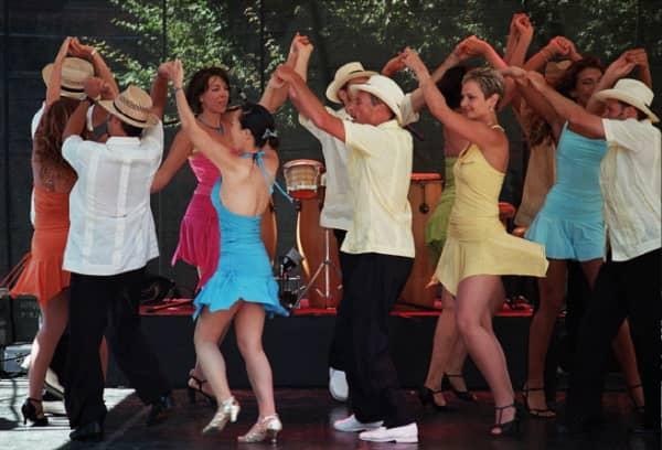 Уроки танцев Коста-Рики