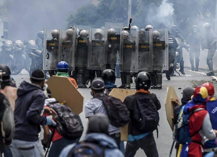 Венесуэла безопасность
